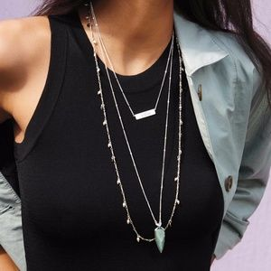 Stella & Dot | Necklace | Somerville Convertible